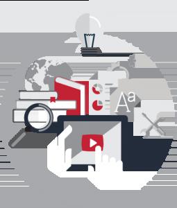 info graphic icon