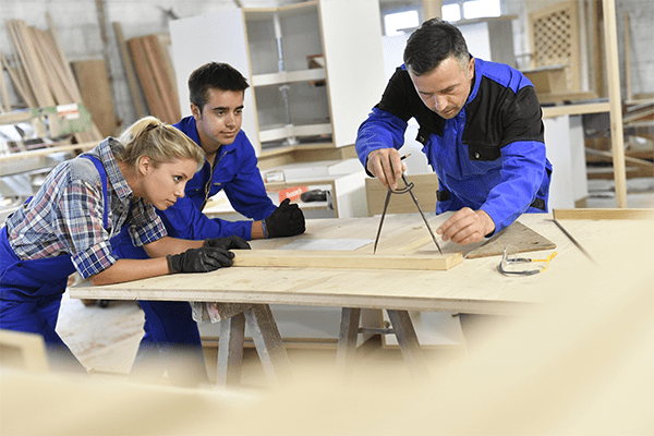 VET Carpentry Apprentices