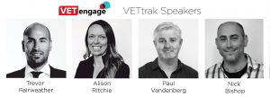 VETtrak management at VETengage